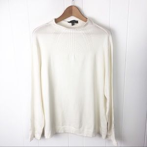 ❤️N Touch•Mock neck sweater NWT